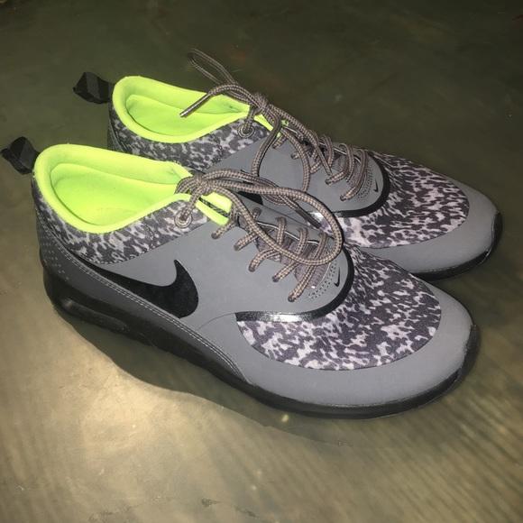 Nike Air Max Thea Print BLANCLEOPARD 599408 101